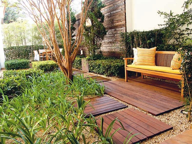 Modelos de jardins espacos grandes 5 dicas sobre for 5 jardins de lucie