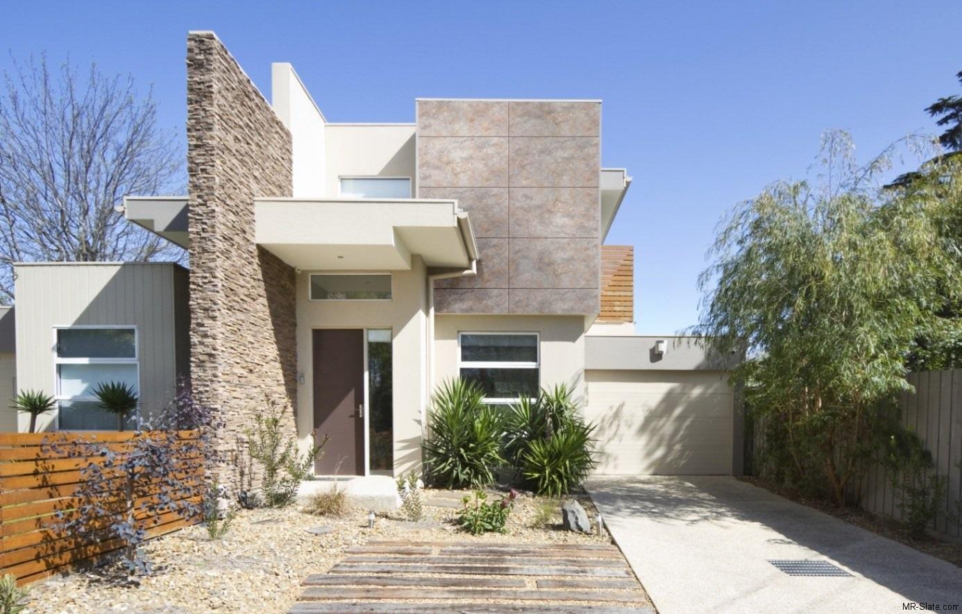 Muros de casas modernas encontre fotos e lindos modelos - Fotos casas bonitas ...