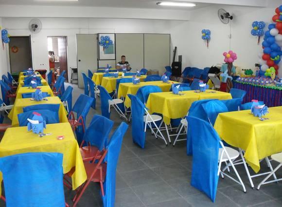 Decoração Com Tnt ~ VejaÓtimas Dicas de Decoraç u00e3o com TNT Para sua Festa