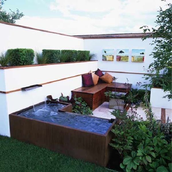 fotos jardins pequenos residenciais:Jardins Residenciais Pequenos – Dicas, Fotos e Modelos