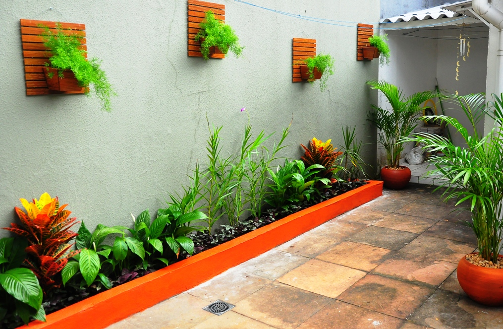 para você? Tem alguma sugestão de jardins para ambientes compactos