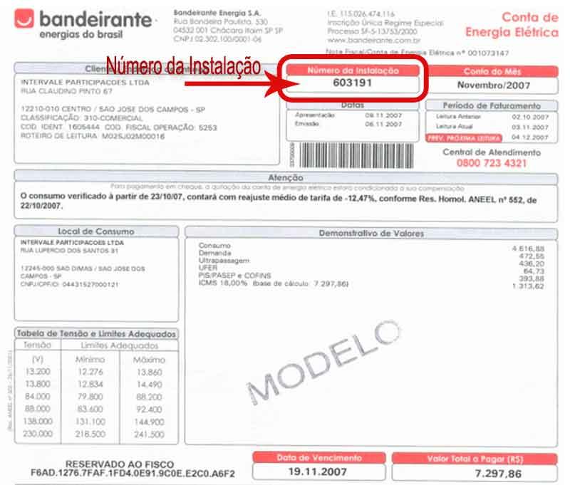 EDP Bandeirante 2ª <b>Via</b> de <b>Conta</b> - Confira <b>Como Emitir</b> Online 2014