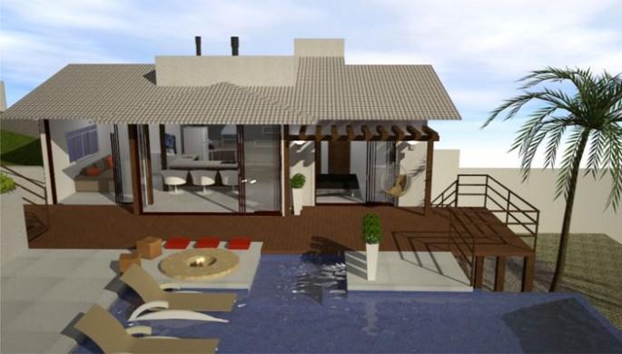 Plantas de casas e Projetos de casas - Soprojetos