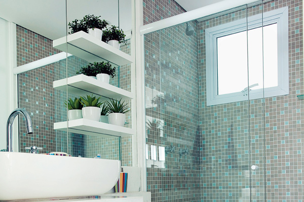 decoracao banheiro fotos : decoracao banheiro fotos: Banheiros Pequenos – Sugestões e Fotos de Lindos Banheiros