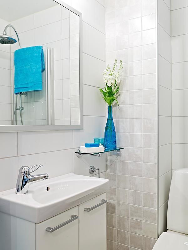 Pin De Banheiros Pequenos Sugestões Para Espaços Muito Pequenos on Pinterest -> Sugestoes Banheiro Pequeno