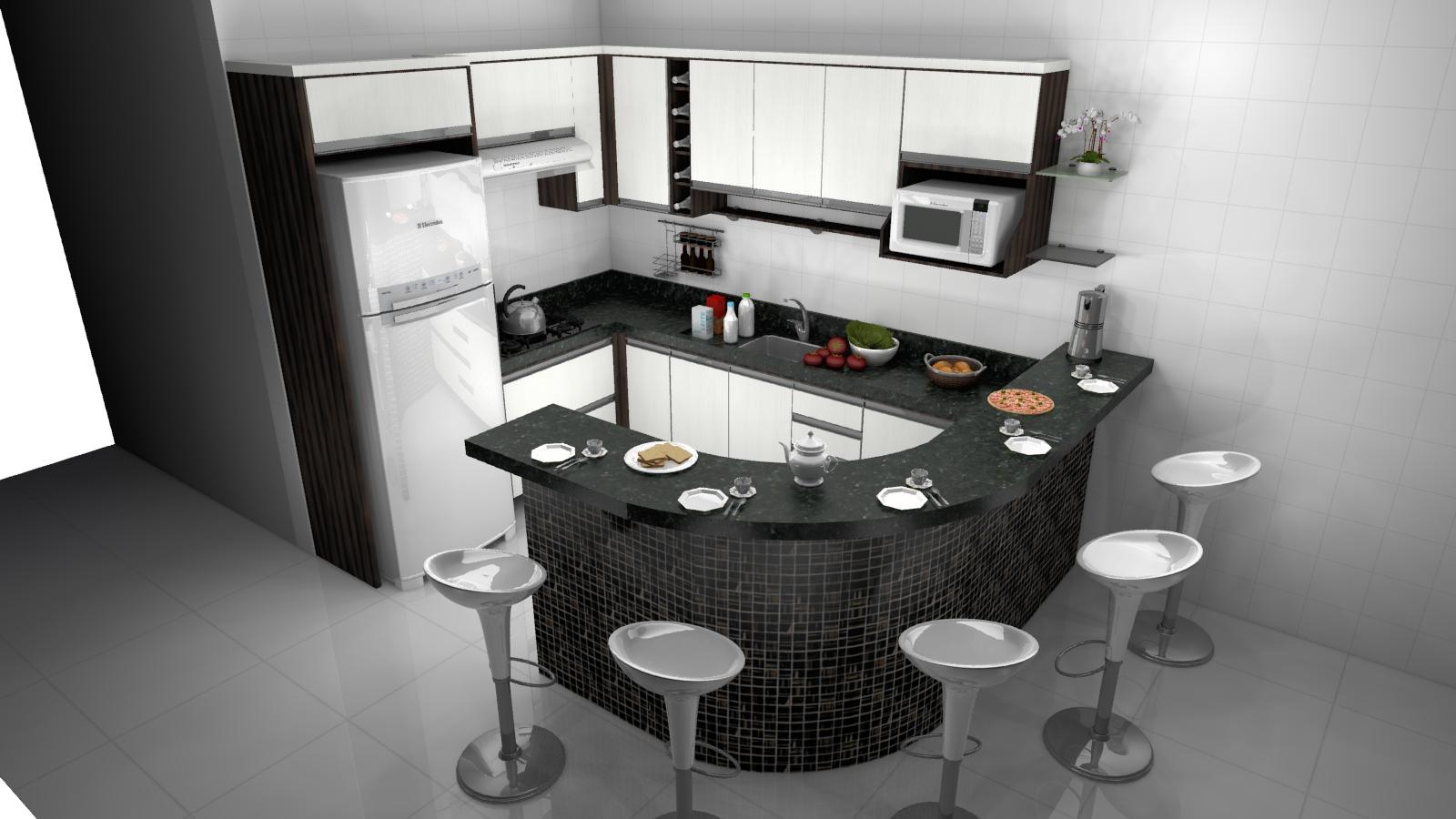 Related to Cozinhas pequenas planejadas – Fotos e Modelos #885E43 1600 900