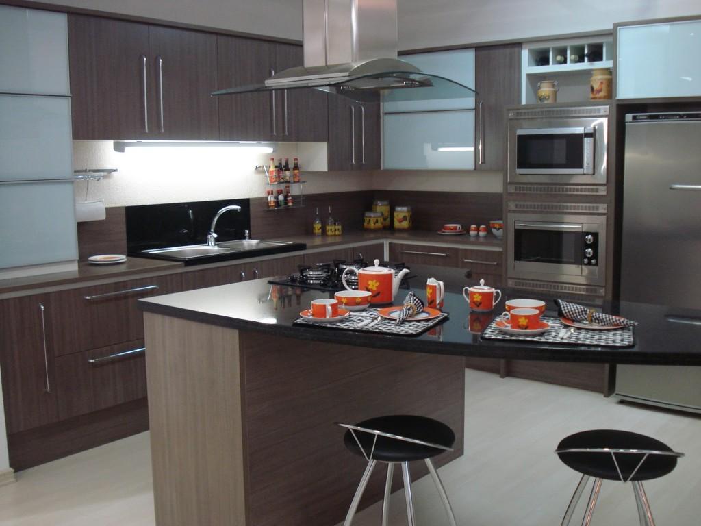 decorar cozinha grande:Encontre Aqui Fotos Dicas e Modelos de  #664840 1024 768