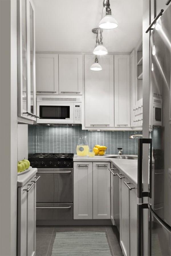 decoracao de interiores de cozinhas pequenas : decoracao de interiores de cozinhas pequenas:Decoração de Cozinhas Pequenas – Dicas de Como Decorar com