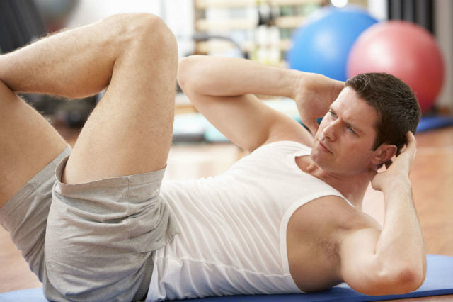 Exercício 3 para Gordura Abdominal