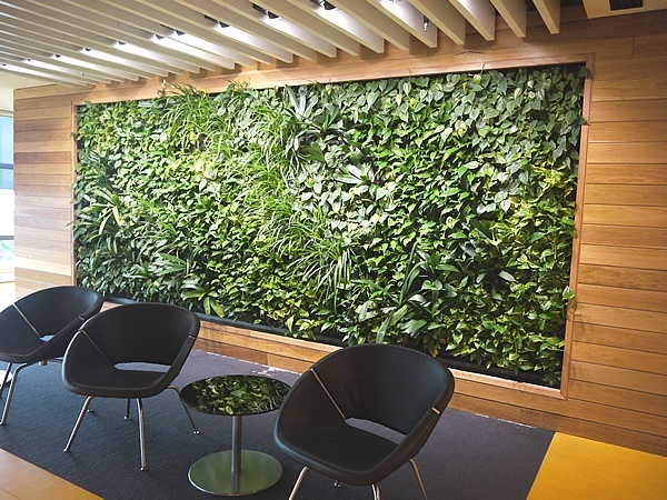 112 imagens jardins verticaisFotos de Jardins Verticais – Inspire