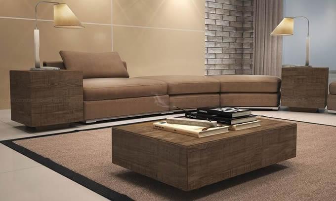 Mesas de centro decorativas para sala de estar car - Mesa de centro sala ...