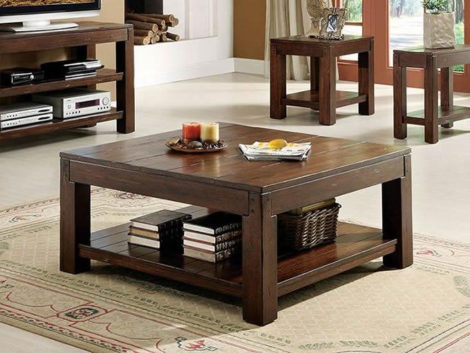 Mesa de centro para sala de estar modelos e dicas - Mesas de centro ovaladas ...