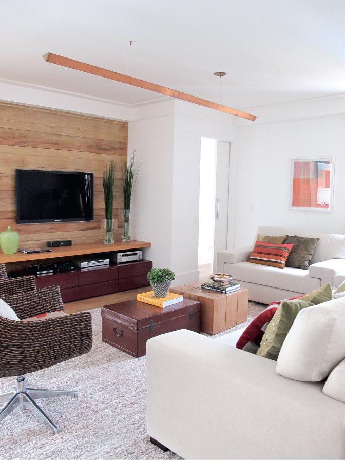 Mesa de centro para sala de estar modelos e dicas for Mesas de centro pequenas