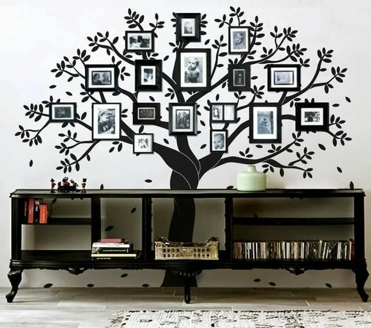 Paredes decoradas modernas awesome modernas ideas con for Paredes decoradas
