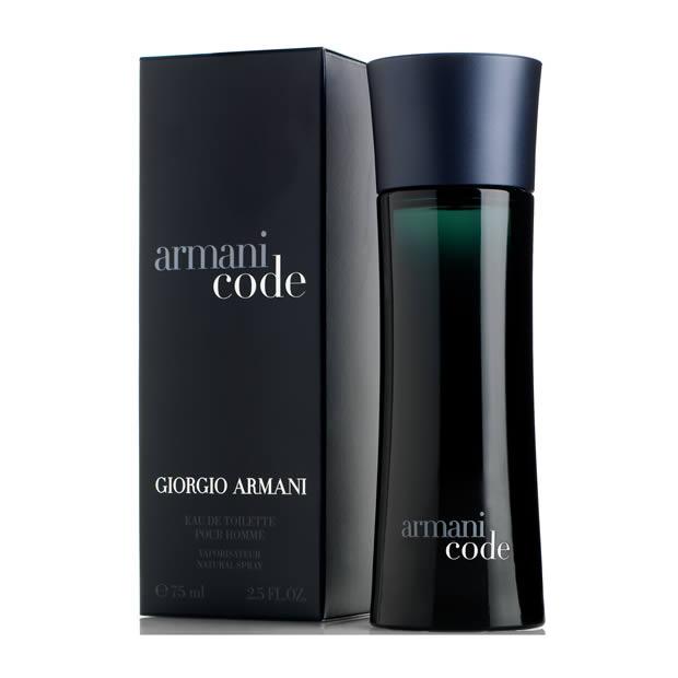 Armani Code da Giorgio Armani