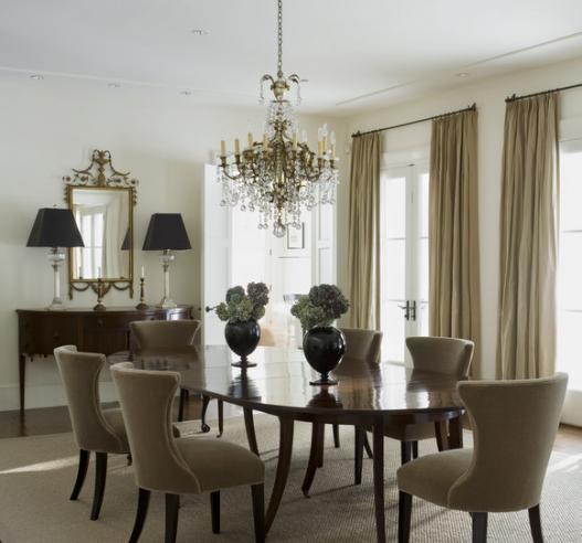 Cortinas para sala de estar modelos dicas e fotos for Cortinas de visillo para sala