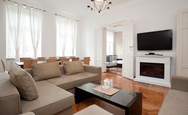 Cortinas para sala de estar modelos dicas e fotos - Cortinas para salon estilo moderno ...