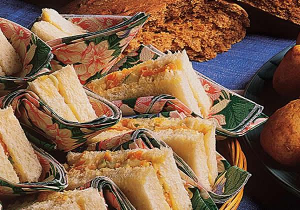 Sanduíche de Cenoura com Maça
