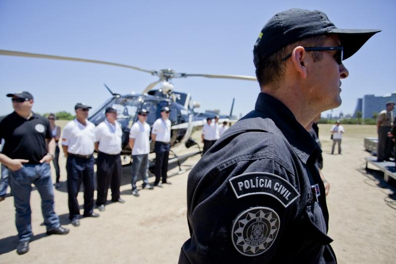 Concurso Polícia Civil MG