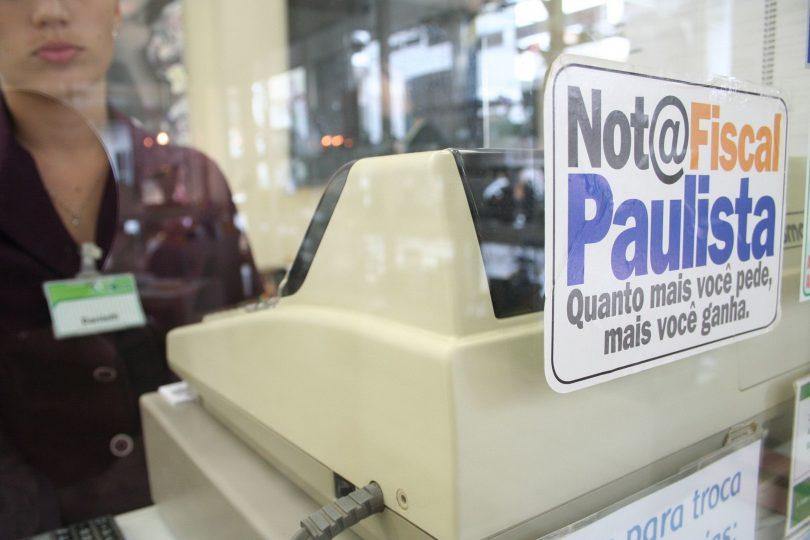 Consultar Nota Fiscal Paulista