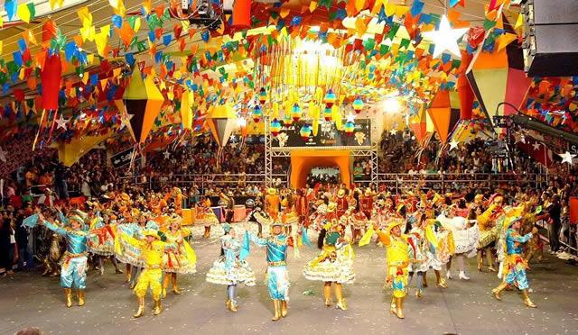 Festas Juninas Brasileiras