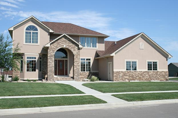 Fotos de fachadas de casas deixe a frente de casa linda for Fachadas de entradas de casas