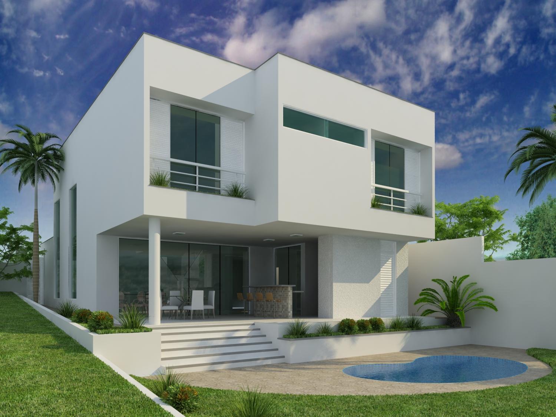 Fotos de fachadas de casas deixe a frente de casa linda for Fachadas de almacenes modernos