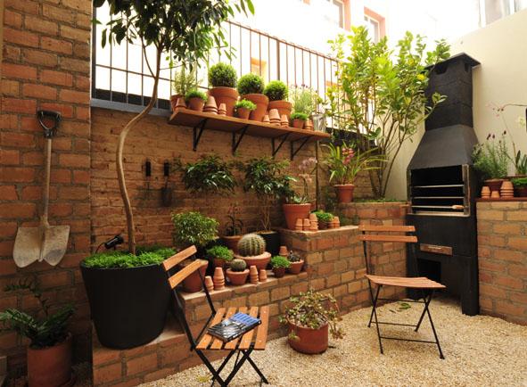 Modelos de jardins espacos pequenos 11 dicas sobre for Modelos de ceramicas para patios