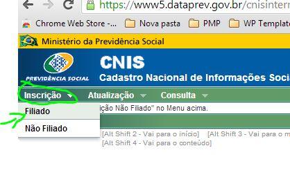 consulta numero do nis julho 2014 passo 1 , Como saber o número do NIS