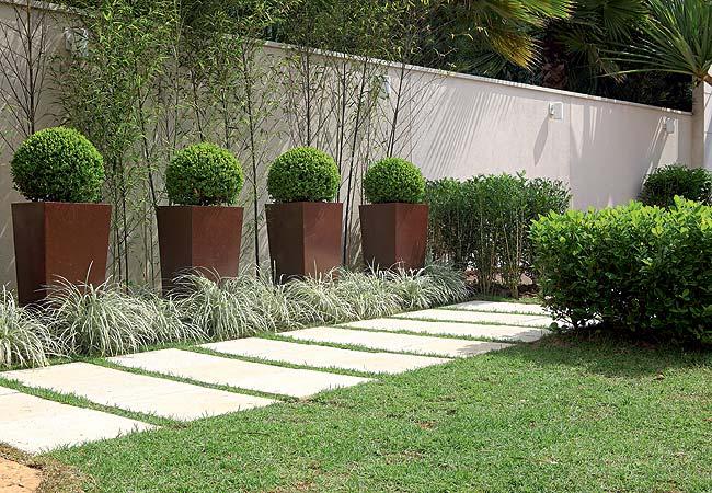 Jardins residenciais pequenos dicas fotos e modelos for Jardines redondos pequenos