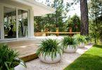 Jardins Residenciais Pequenos