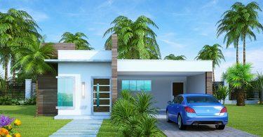 Telhados de Casas Pequenas