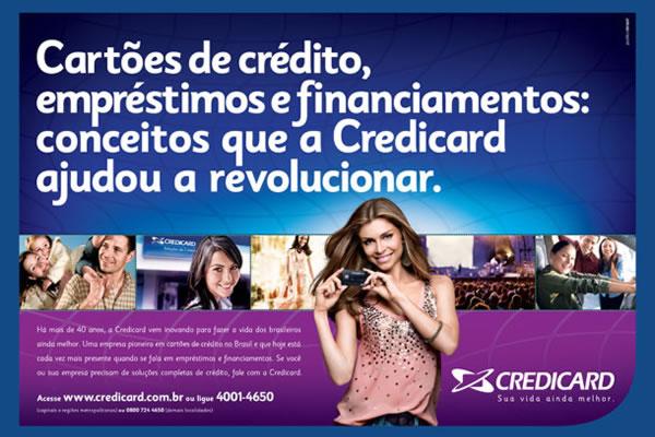 Cartão Credicard