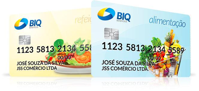 Cartões Biq Benefícios