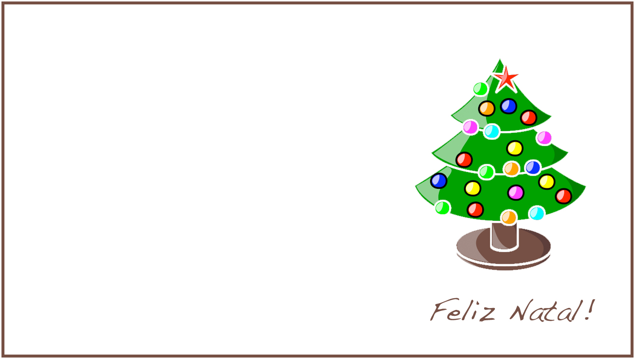 Cart es de natal para imprimir ideias e lindas mensagens for Dibujos para tarjetas navidenas