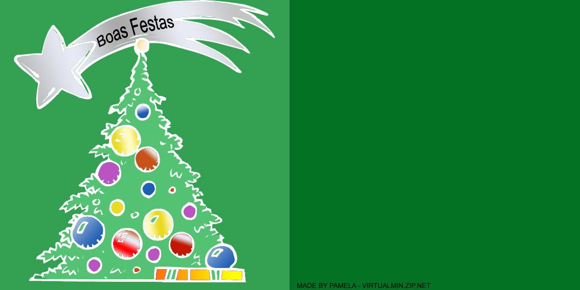 Cartoes De Natal Para Imprimir Ideias E Lindas Mensagens