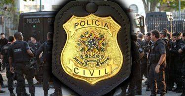 Concurso da Policia Civil RJ