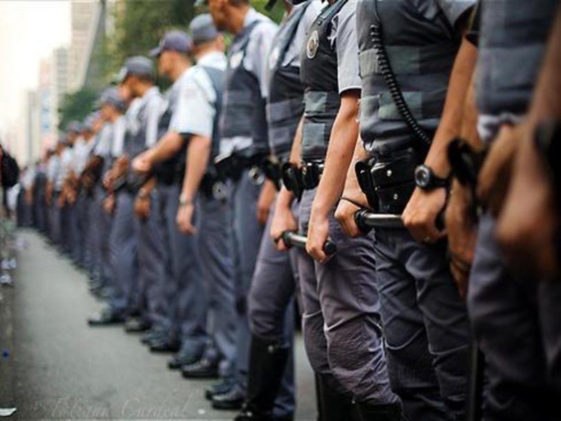 Concurso Polícia Militar SP