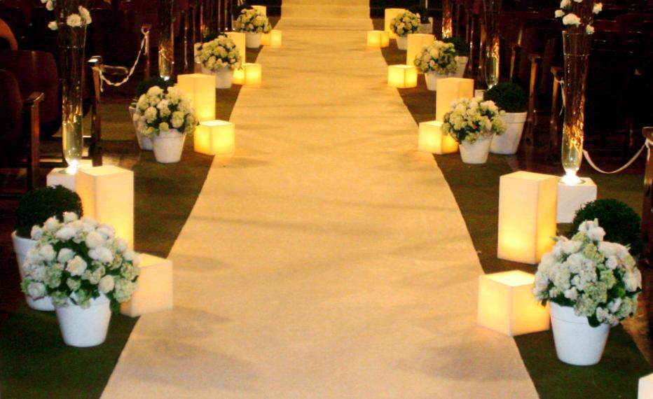 Decoraç u00e3o de Igreja Para Casamento Dicas Ornamentaç u00e3o # Fotos Decoração De Igreja Para Casamento Simples