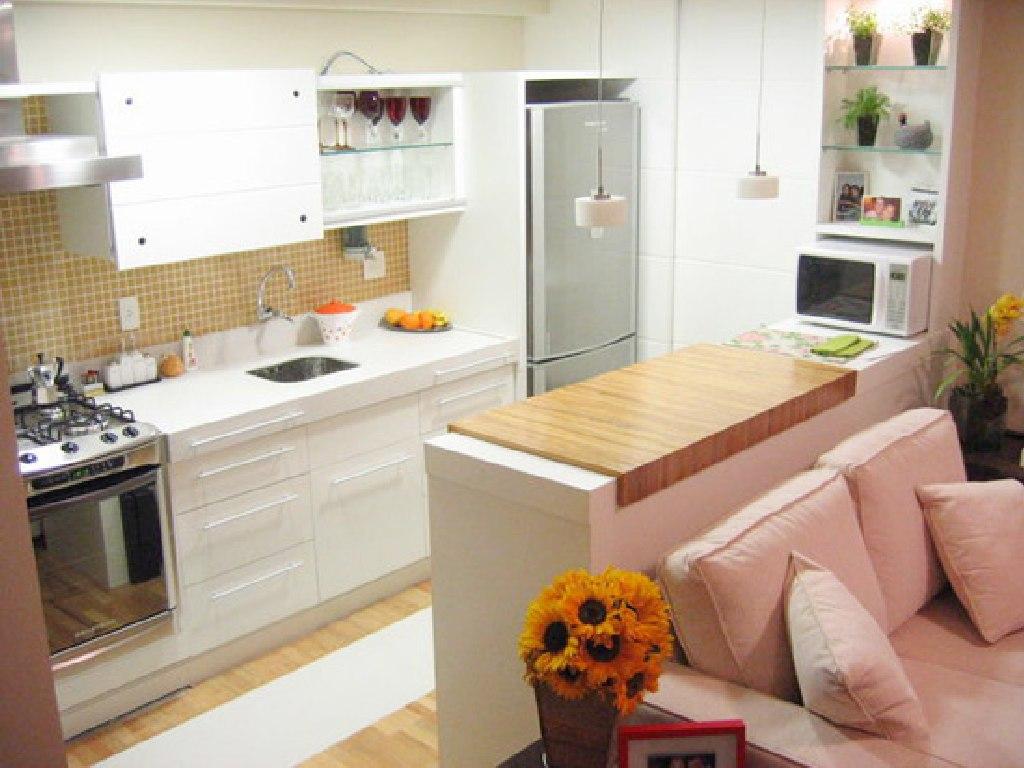 Decora O De Cozinhas Pequenas Decore Com Harmonia ~ Cozinha Pequenas Decoradas