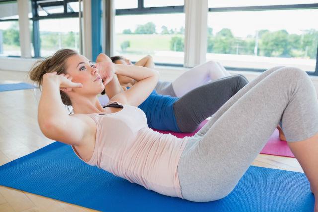 Exercício 1 para Gordura Abdominal