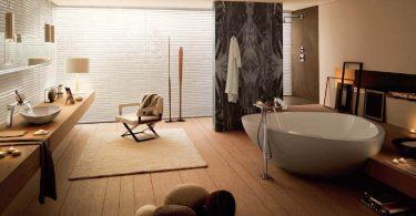 Banheiros com Banheira