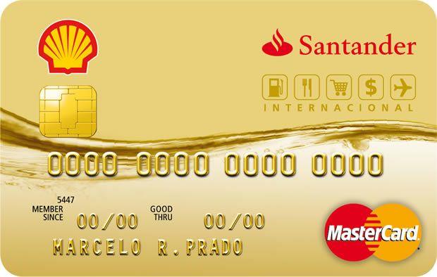 Cartão Shell