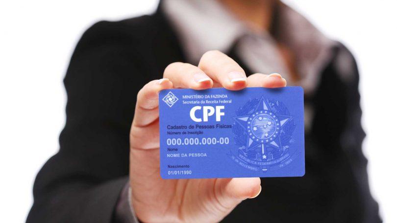 Documentos Necessários para Tirar CPF
