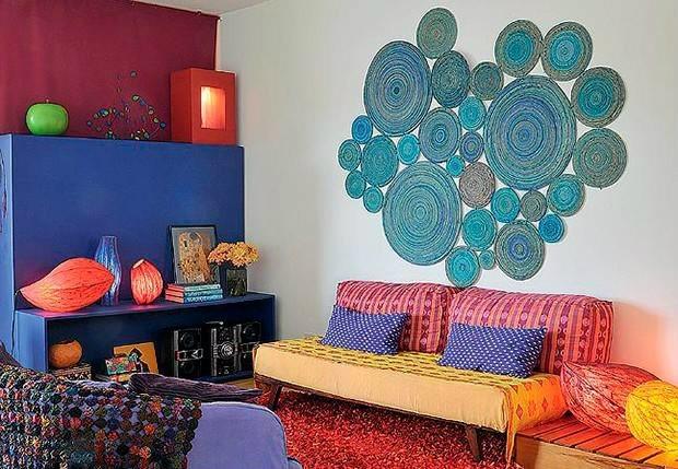 paredes decoradas diferentes e modernas veja sugest es