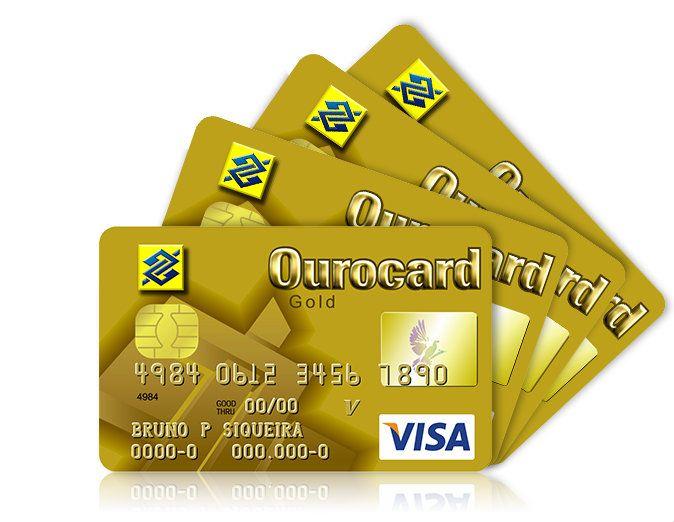 Cartão Ourocard 2ª Via da Fatura