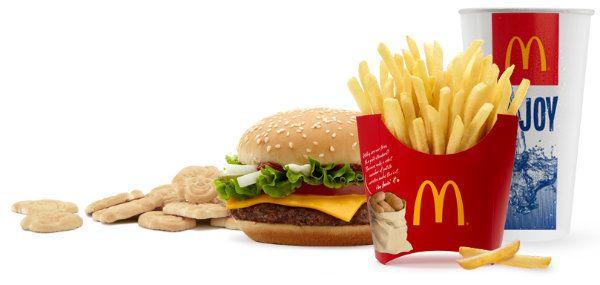 Franquia McDonald's