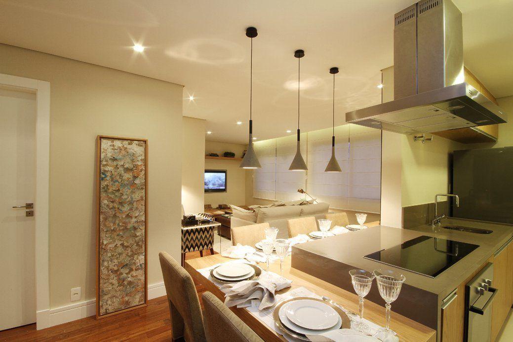 Decora o de apartamento pequeno timas dicas pr ticas for Como decorar un apartamento de 45 metros