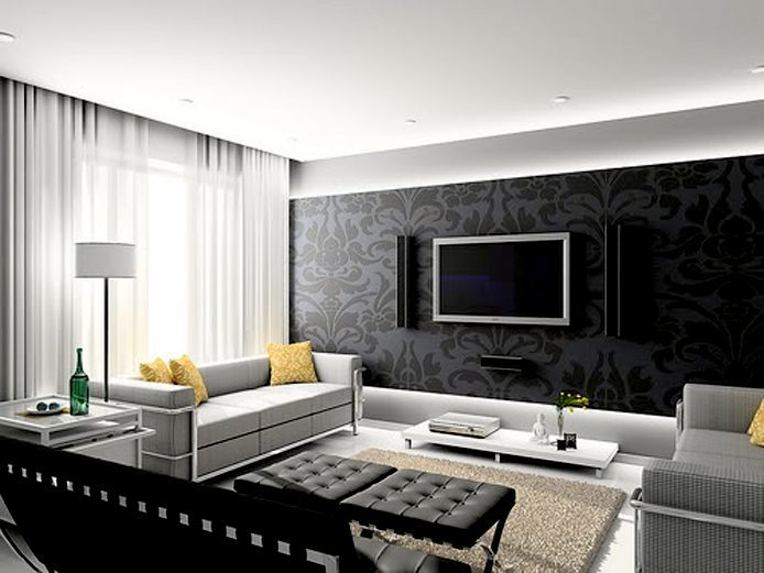 Como decorar uma sala de estar pequena dicas pr ticas for Sala de estar the sims 4