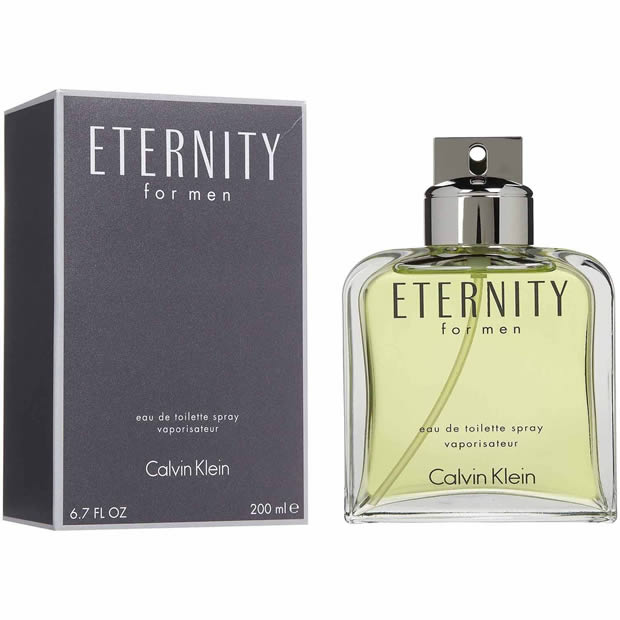 Eternity de Calvin Klein
